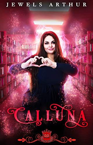 Calluna: A Standalone Plus-Sized Paranormal RomCom (Spell Library Book 4)