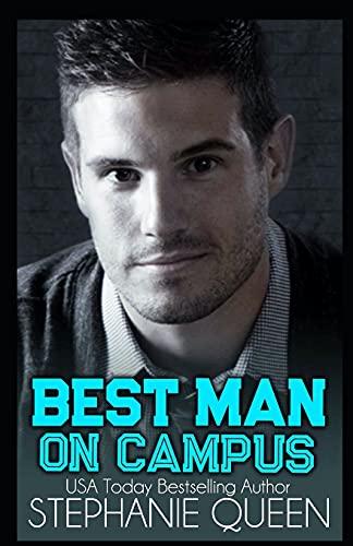 Best Man on Campus: A Reverse Bully College Hockey Romance