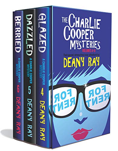 The Charlie Cooper Mysteries: Volumes 4 - 6