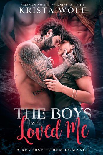 The Boys Who Loved Me - A Reverse Harem Romance