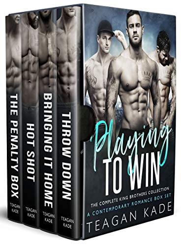 Playing To Win: The Complete King Brothers Collection (A Contemporary Romance Box Set)