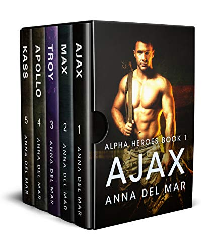 Alpha Heroes: The Complete First Series Bundle