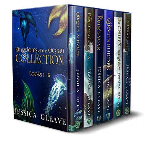Kingdoms of the Ocean Boxset Books 1-6