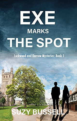 Exe Marks the Spot (Lockwood and Darrow Mysteries Book 1)