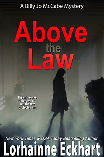 Above the Law (Billy Jo McCabe Mystery Book 5)