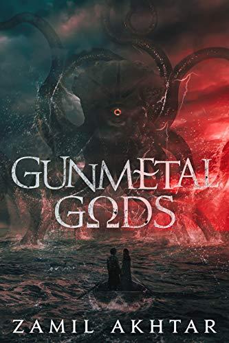 Gunmetal Gods: A Dark Fantasy Epic (Gunmetal Gods Saga Book 1)
