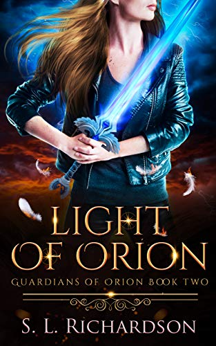 Light of Orion (Guardians of Orion Book 2)