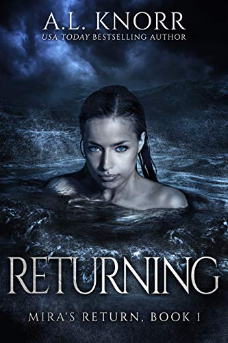 Returning: A Mermaid Fantasy and Prequel to Born of Water (The Elemental Origins Series)