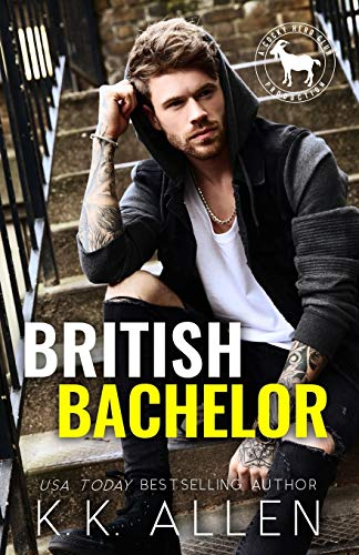 British Bachelor: A Hero Club Novel