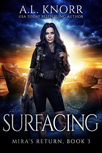 Surfacing: A Mermaid Fantasy and Prequel to Born of Water (The Elemental Origins Series)