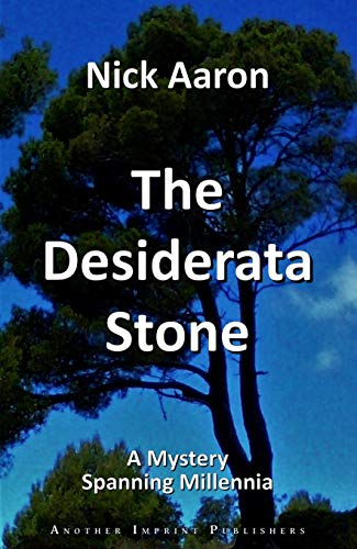 The Desiderata Stone (The Blind Sleuth Mysteries Book 5)