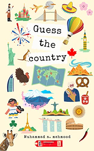 Guess the country: 1st edition