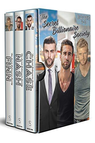 The Secret Billionaire Society Collection Books 1-3