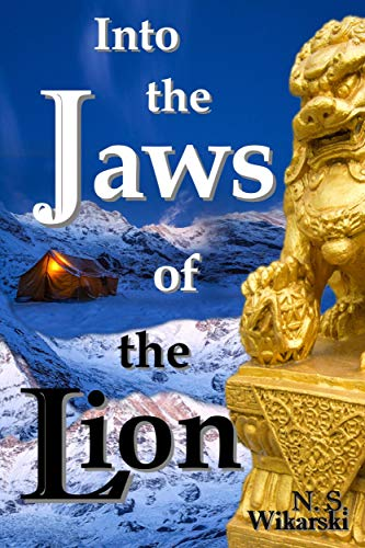 Into the Jaws of the Lion (Arkana Archaeology Mystery Thriller Series Book 5)