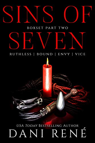Sins of Seven Series 4-7: Boxed Set