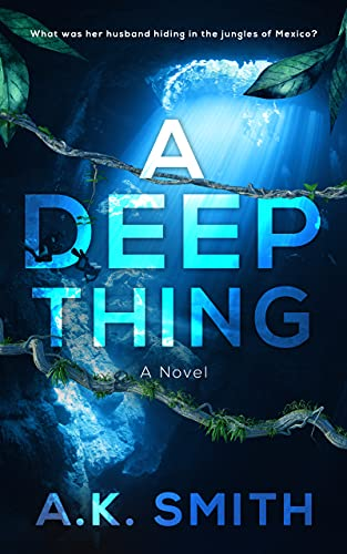 A Deep Thing: A gripping and twisty beach read filled with secrets, lies, love, and adventure