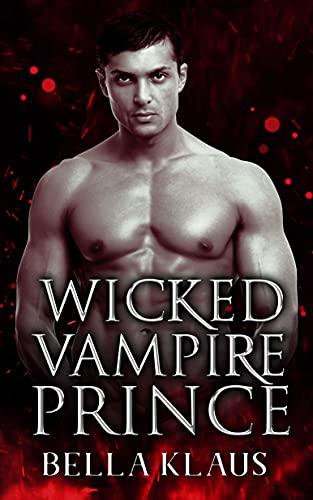 Wicked Vampire Prince