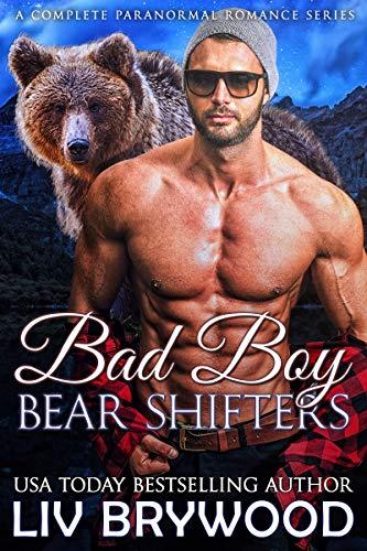 Bad Boy Bear Shifters