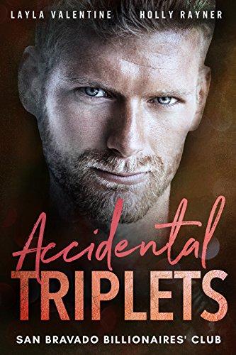 Accidental Triplets - A Secret Babies for the Billionaire Romance