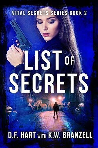List of Secrets (Vital Secrets Book 2)