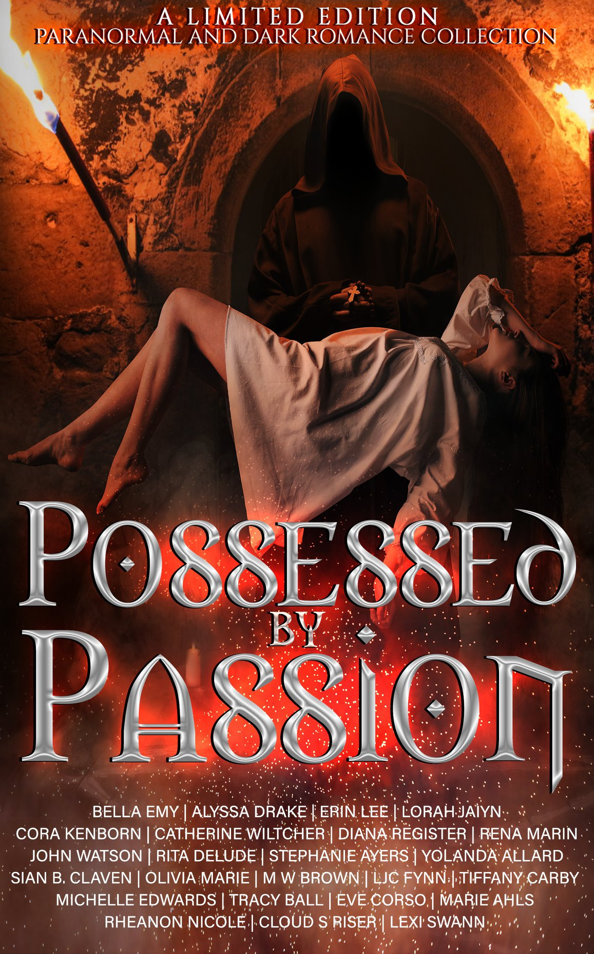 Possessed by Passion / Blood Like Rain