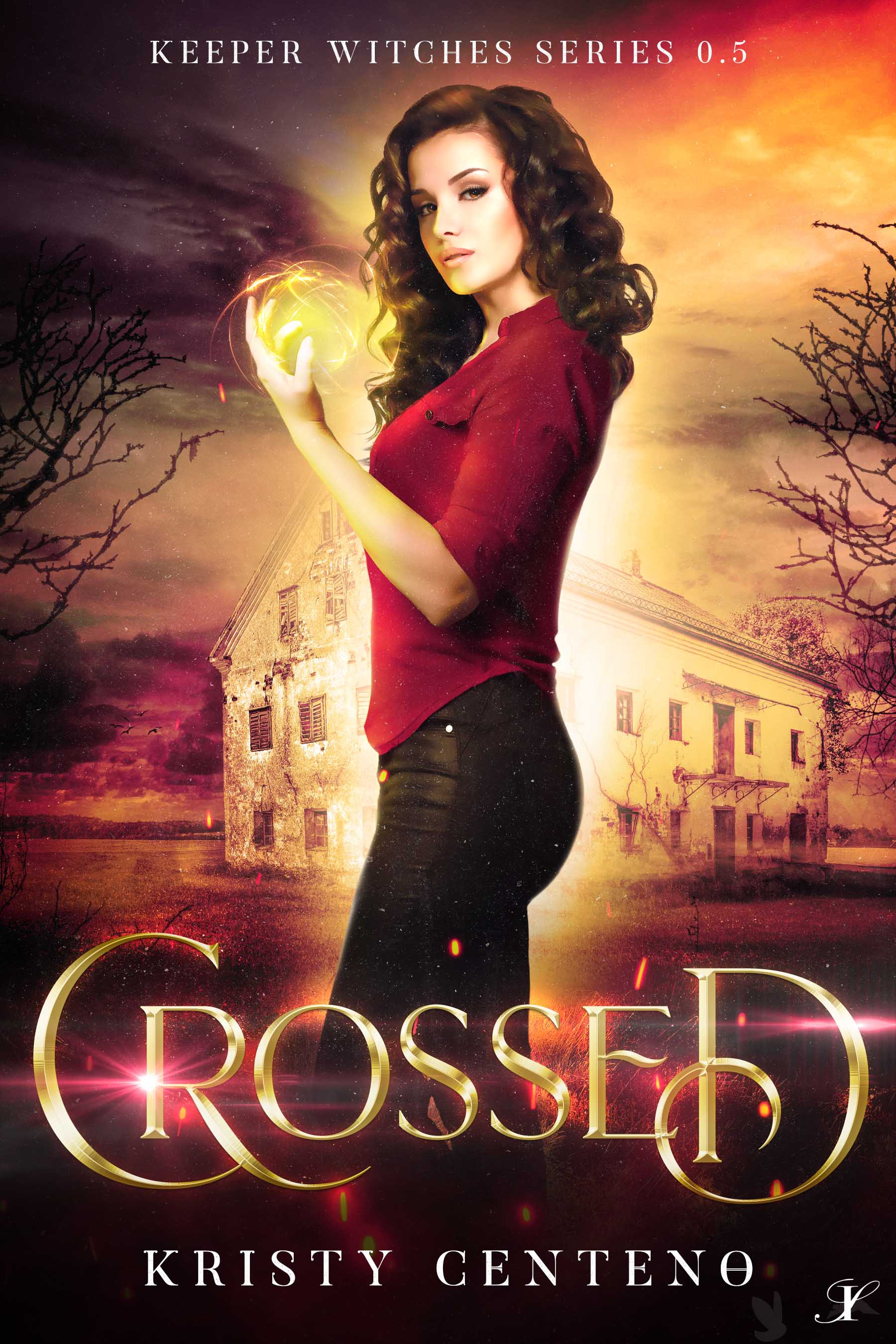 Crossed (Keeper Witches 0.5)