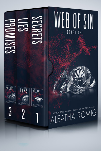 Web of Sin Boxed Set