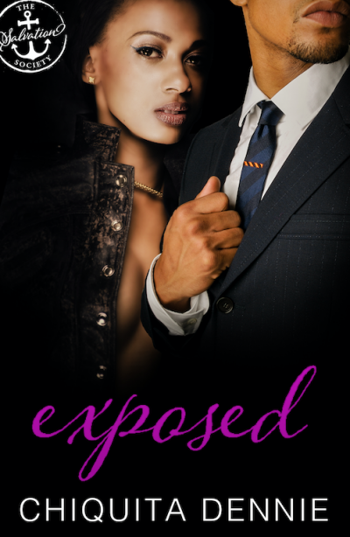 Exposed: A Salvation Society Novel