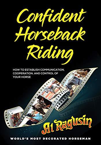 Confident Horseback Riding