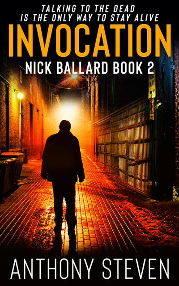 Invocation: Nick Ballard Book 2