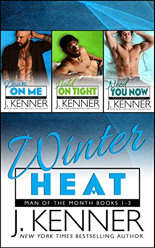 Winter Heat: A Man of the Month Collection