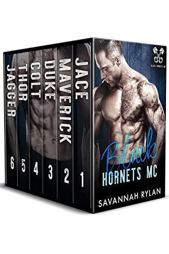 The Black Hornets MC Series