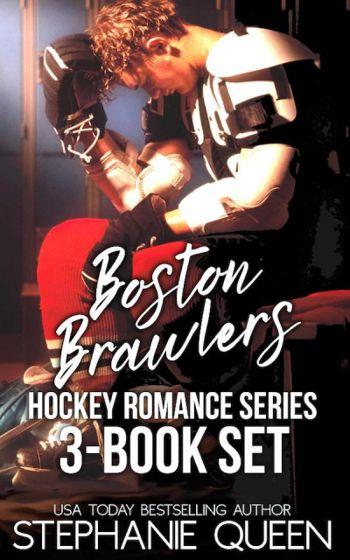 Boston Brawlers Hockey Romance 3 Book Set