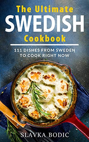 The Ultimate Swedish Cookbook
