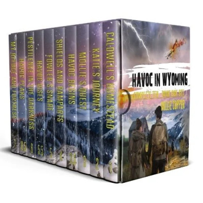 The Complete Havoc in Wyoming Series: A Ten-Book Box Set