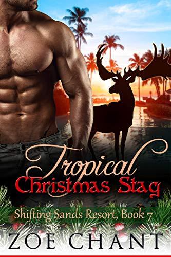Tropical Christmas Stag