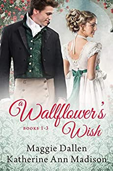 A Wallflower's Wish Boxed Set