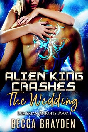 Alien King Crashes the Wedding