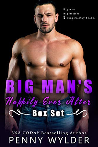 Big Man's Happily Ever After Boxset